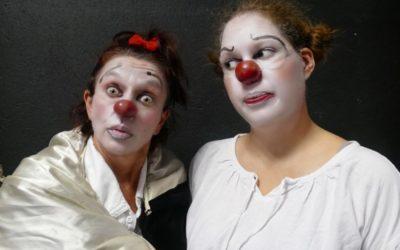 Samedi 23 février – Spectacle de clown «les Nez'scrimeuses»