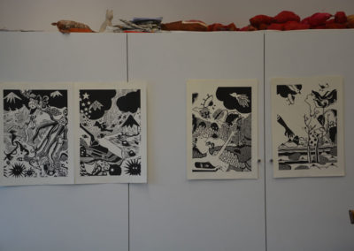 Workshop-serigraphie