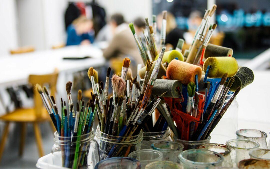 NOUVEAUTÉ – Cycle de 10 séances autour de la peinture